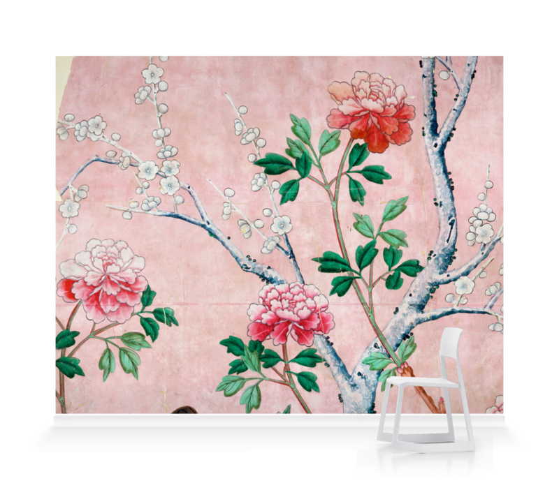 'Fragment of wallpaper' Wallpaper Mural