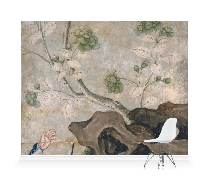 'Panel of Wallpaper II' Wallpaper Mural