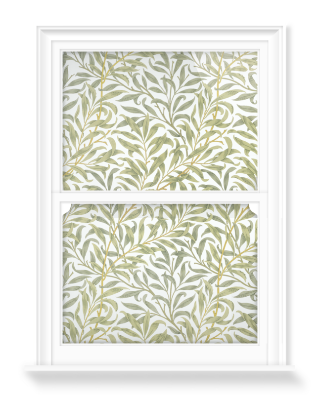 'Willow Bough' Decorative Window Film