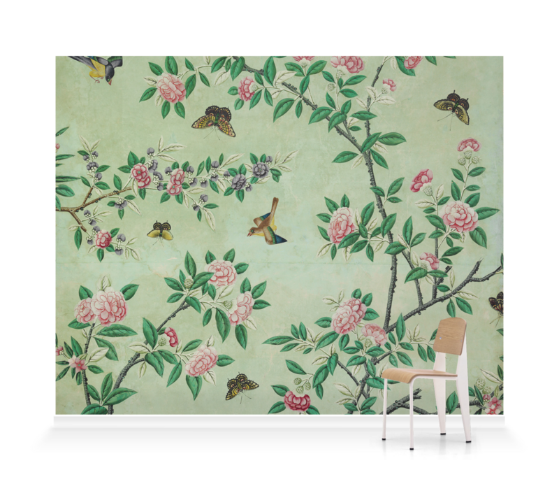 'Wallpaper design' Wallpaper Mural